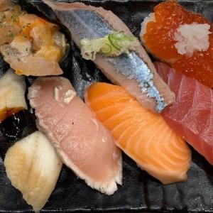 初秋の寿司🍣