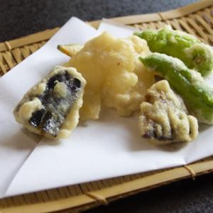 【思い出】天ぷらの食べ方
