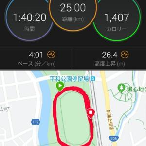 大阪マラソン17日前@30km大撃沈。。。