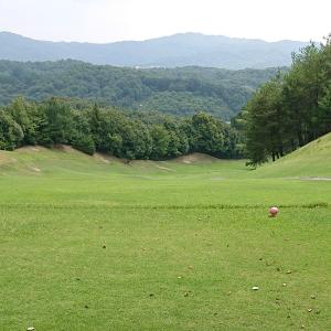 岡山国際ゴルフ倶楽部 ~後半~