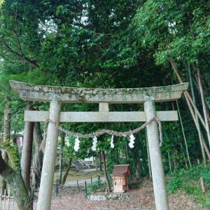 式内社~蜂前神社