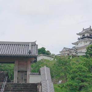 掛川城~二の丸茶室~とろろ本丸