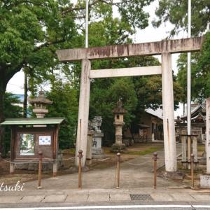 水神+海神~大井神社
