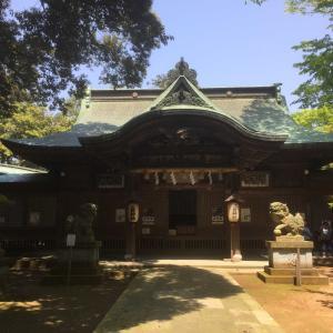 【福井県】三国神社へ行く