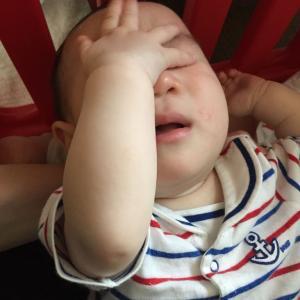 日本語をしゃべる赤ちゃん①
