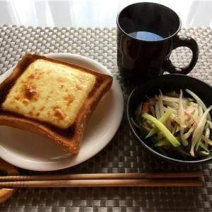 朝ごはんの準備 パンの日編