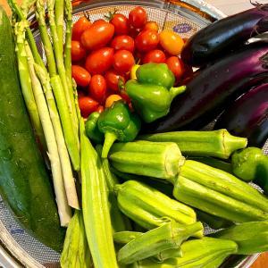 農園🌈残りものカレースープ