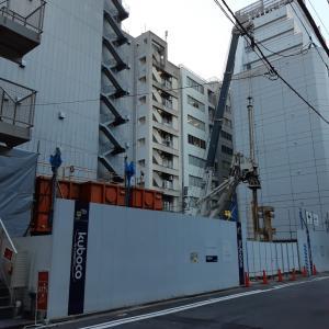今作られているマンションで「大手町駅に一番近いマンション」です。