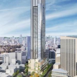 六本木ヒルズに並ぶ55階建てのタワーマンションができます – 西麻布三丁目北東地区第一種市街地再開発事業