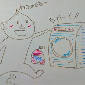 【ボタン1つ】世界一簡単なメッシュジャケットの洗い方【ポチッとな】