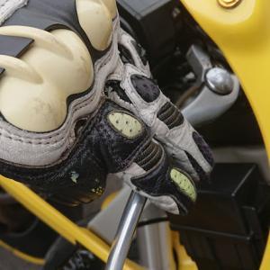 【特に冬】バイクタイヤの温め方