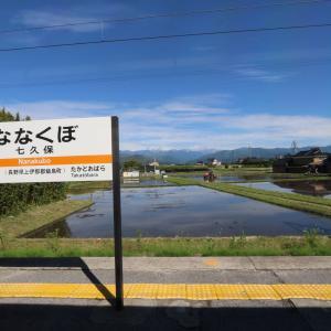 乗り鉄たびきっぷ ちょっと飽きた飯田線
