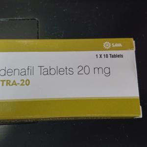 レビトラジェネリックサビトラ(勃起不全治療薬)を通販で購入して試した結果