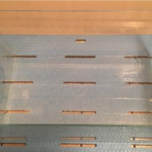 タナゴ用屋外水槽を考案中 水槽をGET