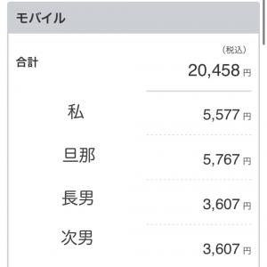 《固定費削減》小学生にiPhoneは早すぎた!スマホ2台解約で-年間86000円