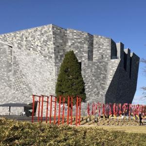 角川武蔵野ミュージアムへポタリング_2020 小雪