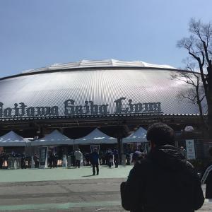 3/19 オープン戦観戦記