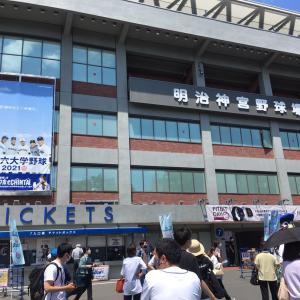 6/5 ヤクルト vs 西武観戦記
