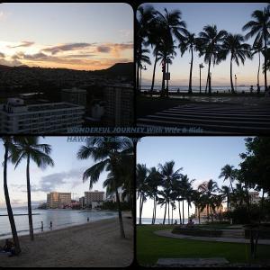 Wet 'n' Wild Hawaii とホテルプール(4日目)