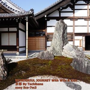 嵐山屈指の世界遺産 天龍寺へ