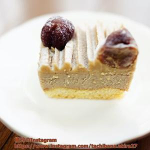 成城石井自家製 マロンづくしのチーズケーキを実食