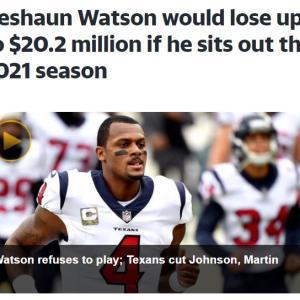 Texans Deshaun Watson