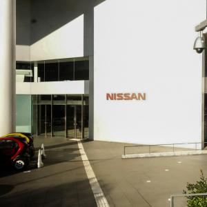 NISSAN Global Gallery/日産グローバル本社ギャラリーに行ってきました