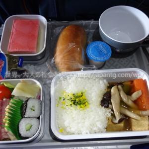 2019旧セルビア1 SU263成田→モスクワの機内食と、プライオリティパスが使えるモスクワ/シェレメチェヴォ空港ターミナルFのアンバーラウンジ