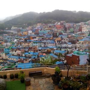 2019釜山/対馬/ソウル③ 韓国で一番成功した観光タルトンネ「甘川文化村」は、若干少女趣味は漂うけれどそれでも一度見ておいて良い、と考えた件