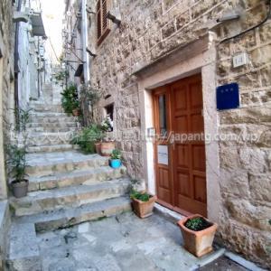 2019クロアチア②  美しい城壁都市であるドブロブニクで、旧市街にキッチン付きのアパートを借りた件