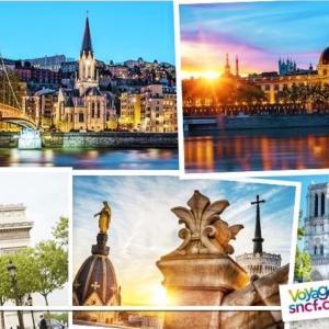 フランス国鉄:TGV(高速鉄道)の予約方法【ヨーロッパ】