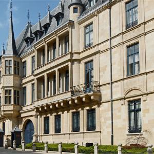 世界屈指の富裕国「ルクセンブルク」観光:旧市街を歩く【ルクセンブルク】