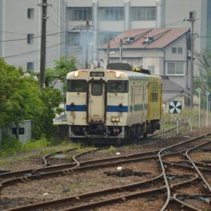 5/25 久大本線の普通列車 その3・終