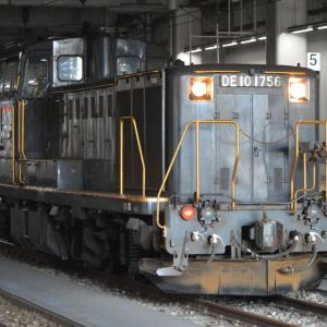 8/30 D&S列車とキヤ141 その5・終