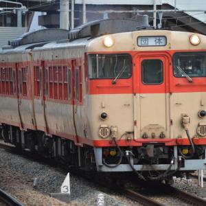 9/26~27 キハ66・67形 団体臨時列車 1日目 その2