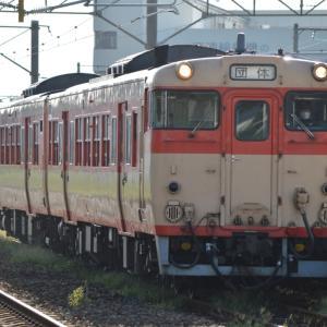 9/26~27 キハ66・67形 団体臨時列車 2日目 その3・終