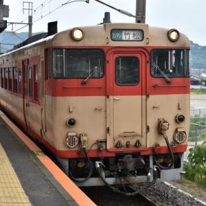 6/10 キハ66・67形 乗車&撮影旅 その4