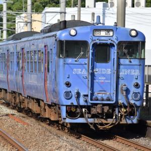 6/19~20 キハ66・67形 SSL色 団体臨時列車 2日目 その5・終