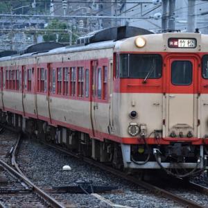 6/26 キハ66・67形「提督列車」 その1