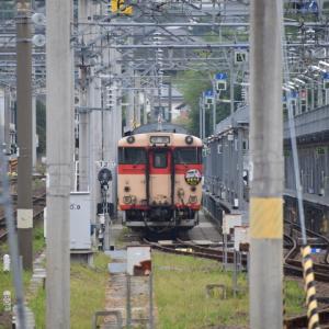 6/26 キハ66・67形「提督列車」 その2