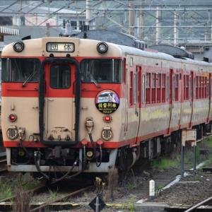 6/26 キハ66・67形「提督列車」 その7・終