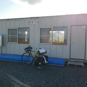 【自転車北海道旅】夏風邪サバイヴ2019_99日目(天塩-羽幌)