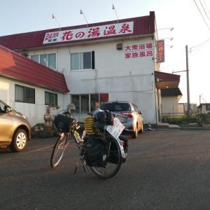 【自転車北海道旅】夏風邪サバイヴ2019_105日目(白老-豊浦)
