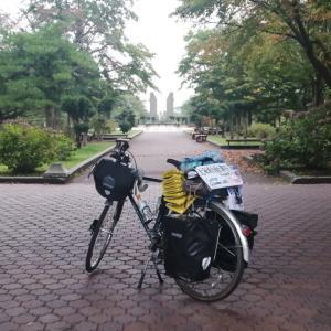 【自転車北海道旅】夏風邪サバイヴ2019_107日目(森町-函館市街)