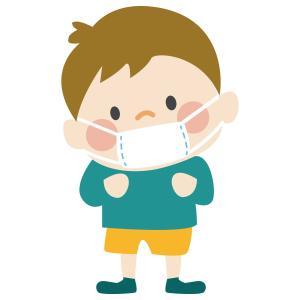 マスク熱中症には気をつけて!