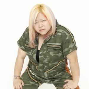 女子プロレスラーよしこ