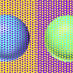 青と緑にしか見えないこの球体に驚くべき真実が判明!!