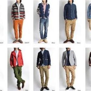 あなたは何系? ファッションの系統についてご紹介!!