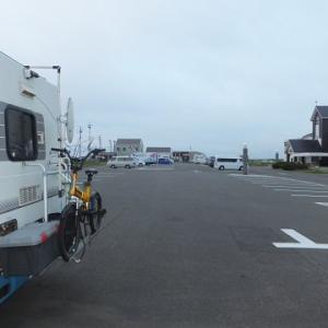 旅に出て57日目、北海道16日目紋別から宗谷岬方面へ!