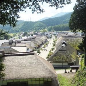 """2017年の旅、福島3日目行きたかった処の一つ""""大内宿""""を散策。"""